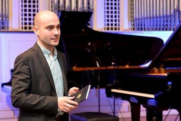 2. međunarodno natjecanje pijanista – Otvorenje natjecanja 2016. godina