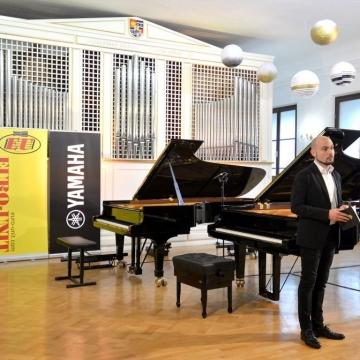 4. međunarodno natjecanje pijanista - Otvorenje natjecanja 2018. godina