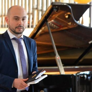 3. međunarodno natjecanje pijanista - Otvorenje natjecanja 2017. godine