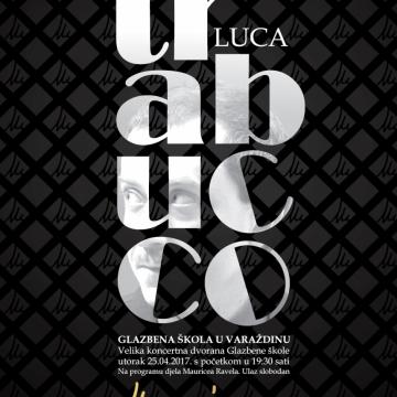 Koncert Luca Trabucco